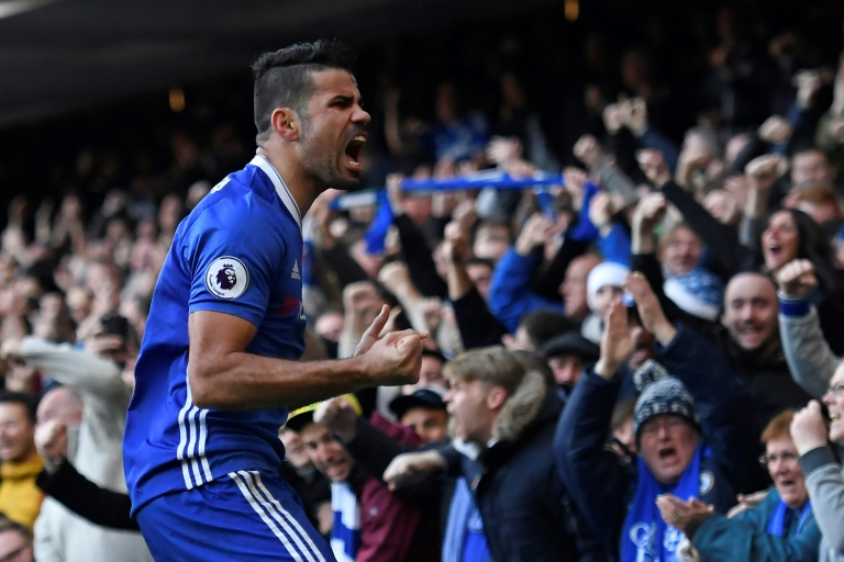 Chelsea boss Conte confirms Costa available to play