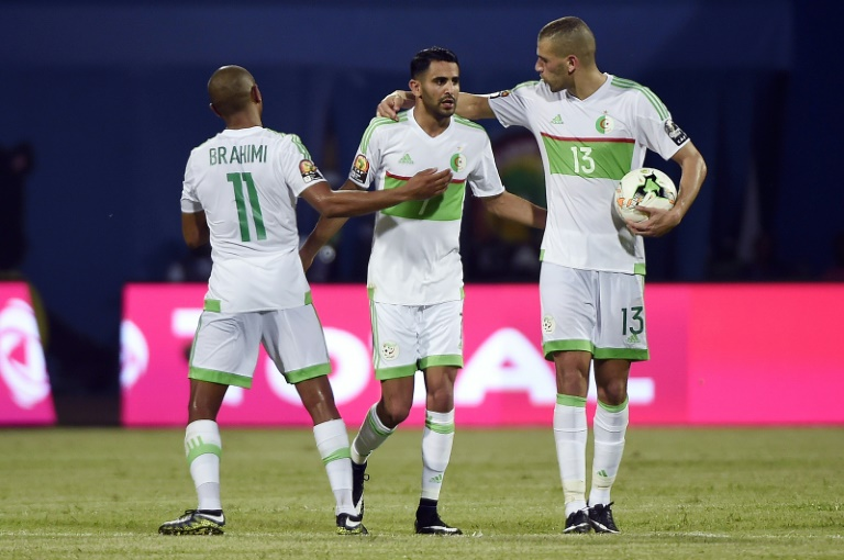 Afcon Results: Zimbabwe Warriors in 2-2 draw thriller with Algeria