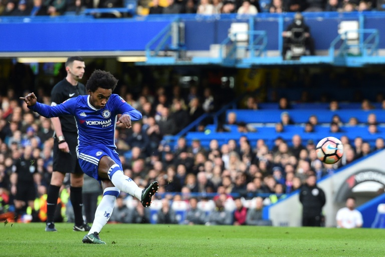 Conte readies Chelsea for sterner tests after FA Cup stroll