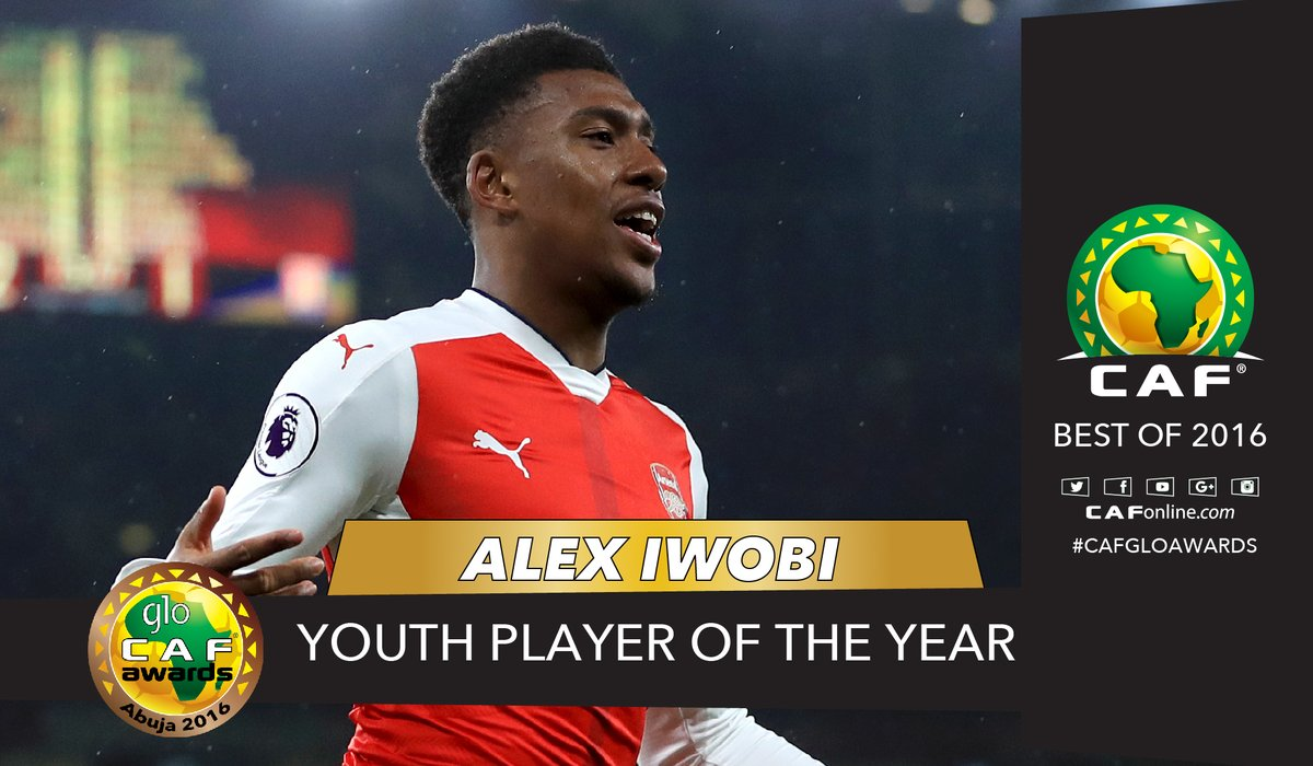 arsenal player of the year