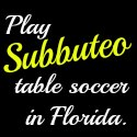 Play Subbuteo in Florida