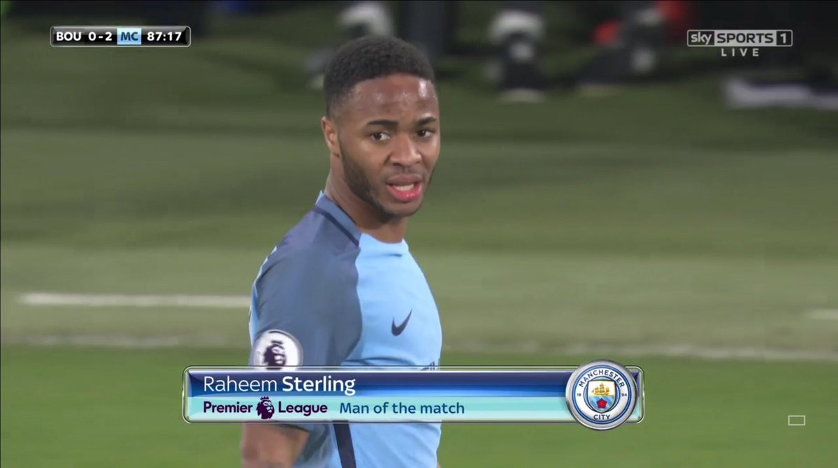 Raheem Sterling blossoming at Manchester City under Pep Guardiola