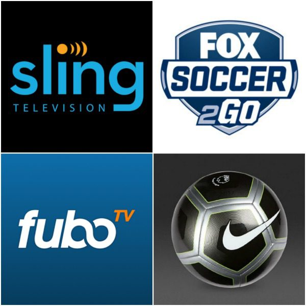 Comparison of fubo Latino, Sling TV and FOX Soccer 2GO soccer ...
