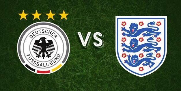 where to find germany vs england friendly on us tv and