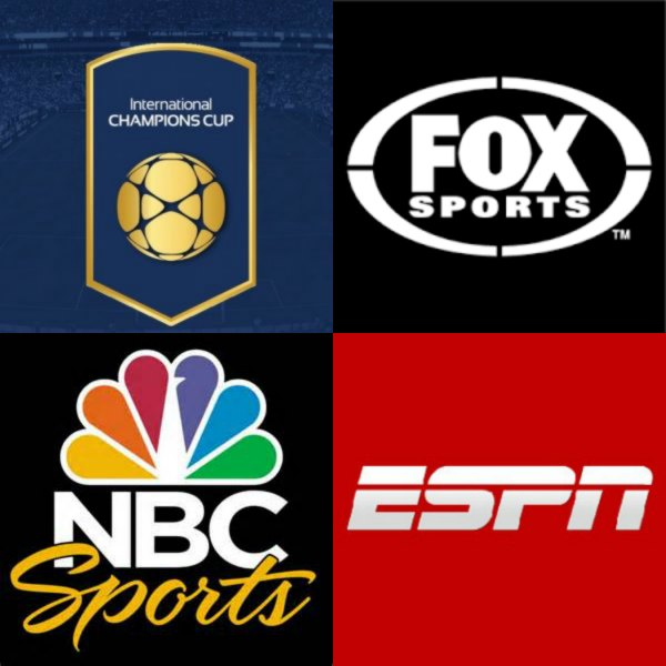 International Champions Cup: ESPN Reaps Benefits Of FOX And NBC's Indifference To