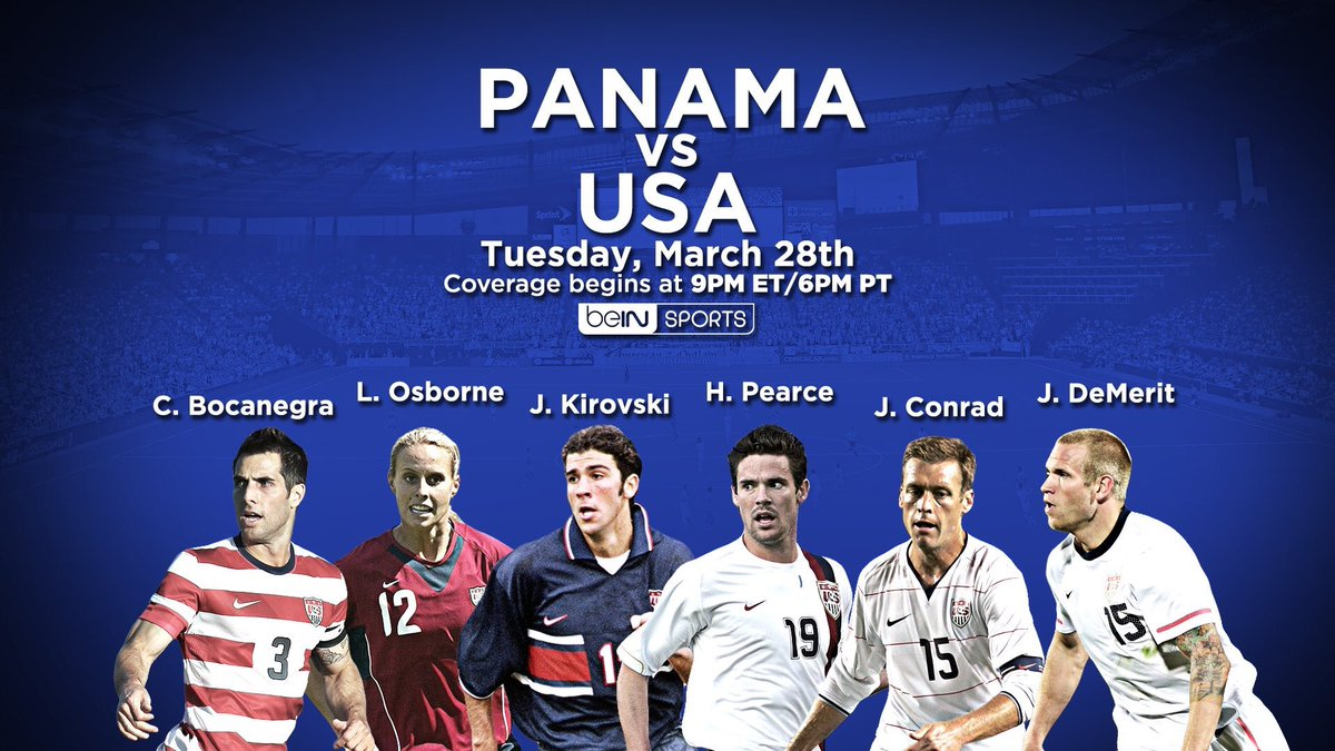 ... to find Panama vs. USA on US TV and streaming - World Soccer Talk