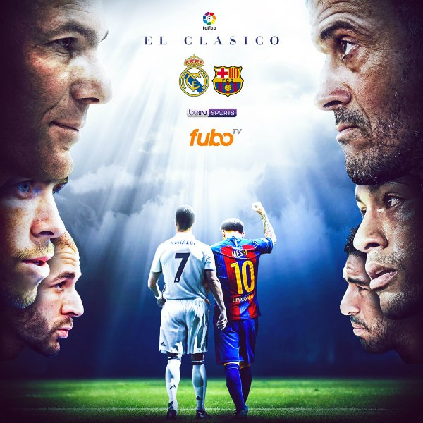 Real Madrid Vs Barcelona Match On Which