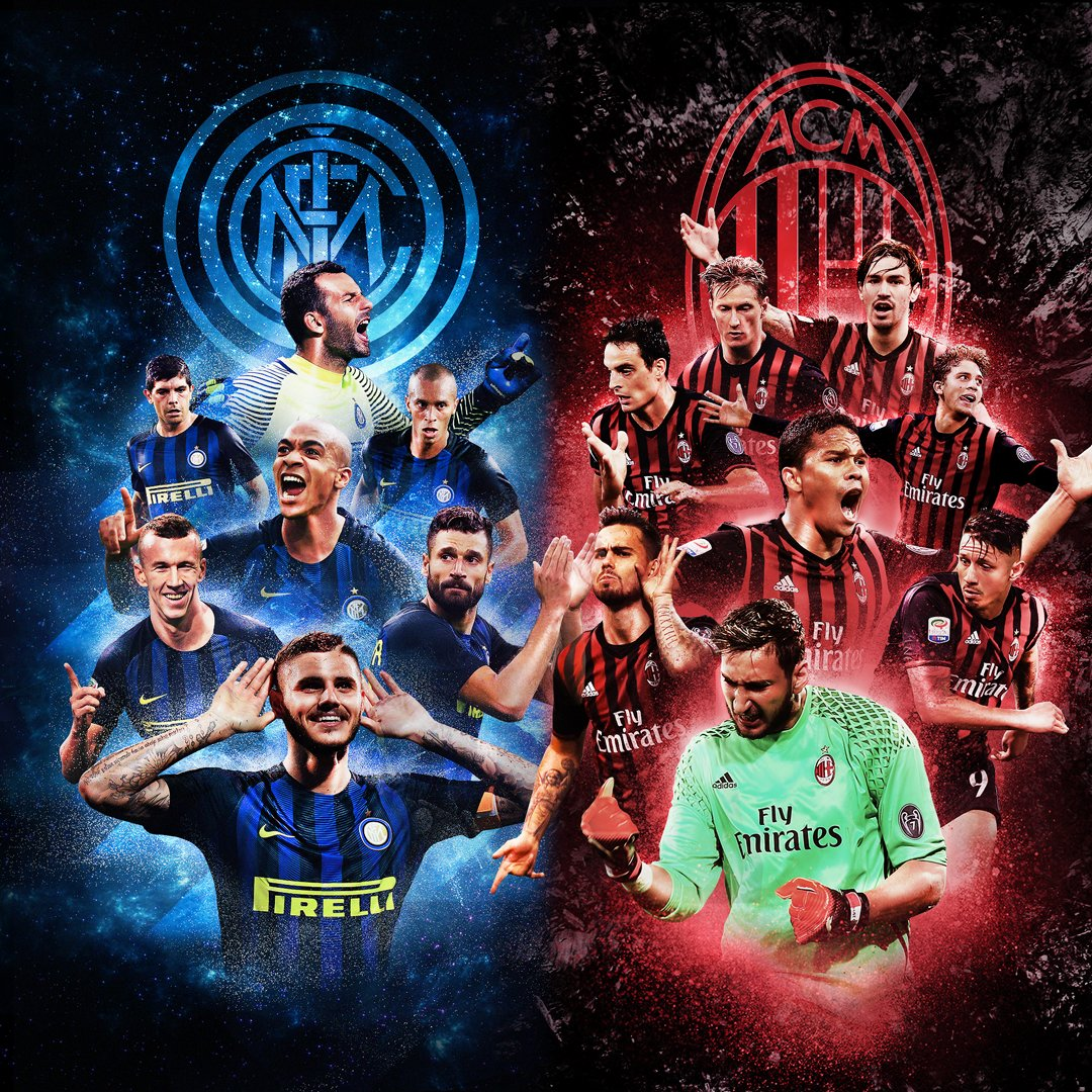 Where To Find Inter Milan Vs Ac Milan On Us Tv And
