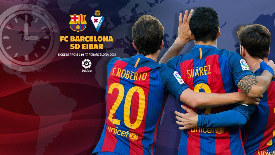 Image Result For Vivo Eibar Vs Barcelona En Vivo Broadcast