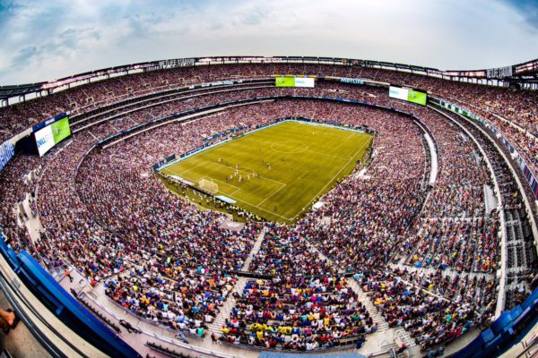 Record Breaking 82 000 Fans Attend Barcelona Juventus International Champions Cup Game World Soccer Talk
