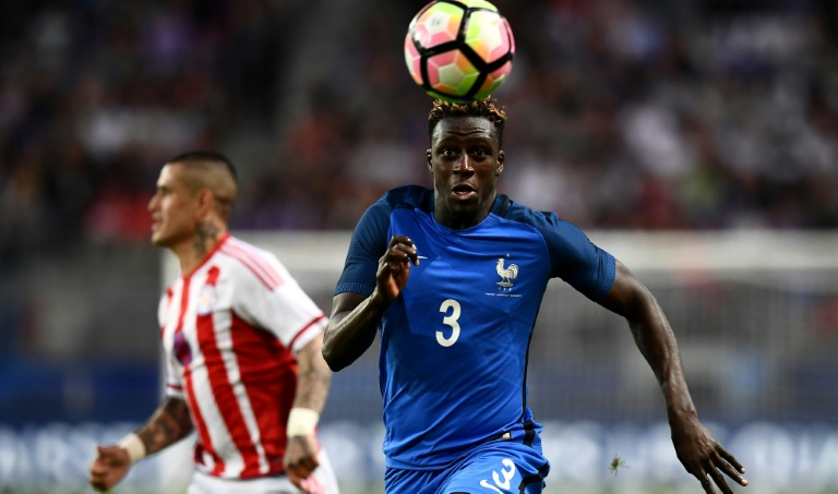 Image result for benjamin mendy france v luxembourg