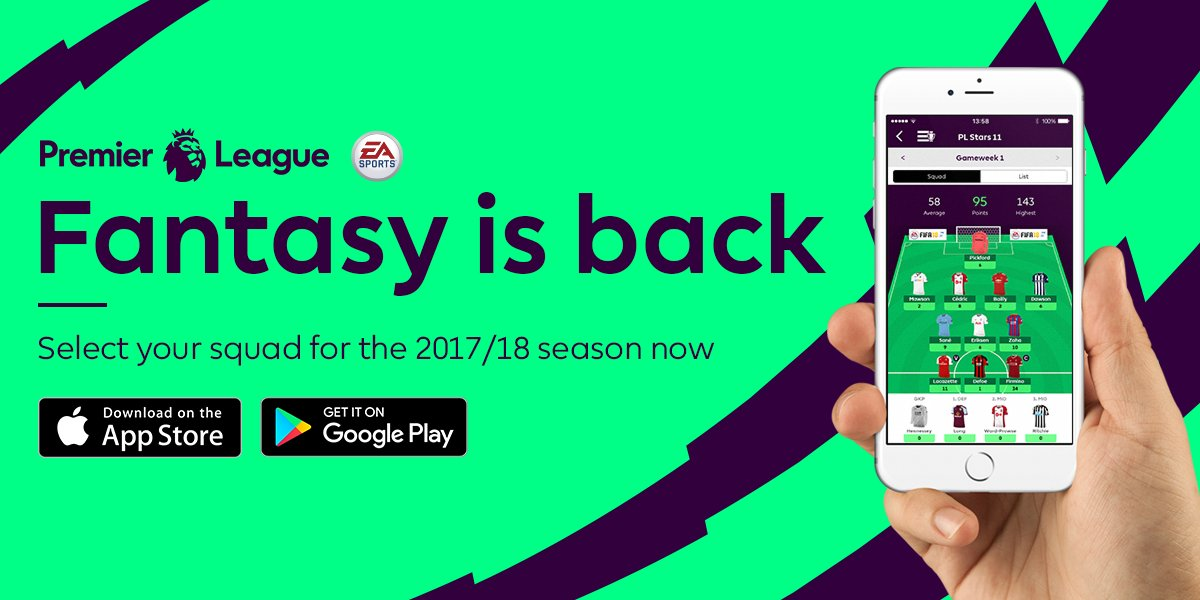 Sign up for 2017-18 Fantasy Premier League and join the ...