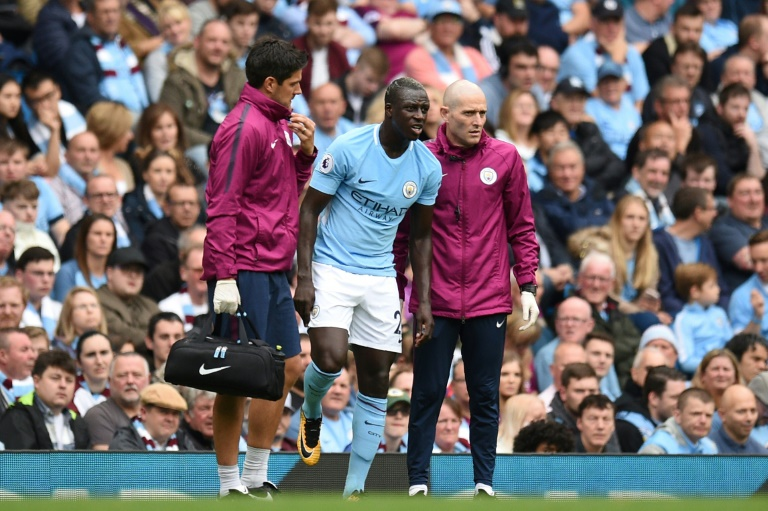 Image result for benjamin mendy injury