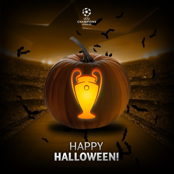 UEFA Champions League schedule for October 31-November 1 on