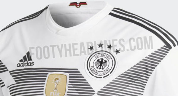 But the design also harkens back to the classic 1990 World Cup shirt 1553d7ff747b