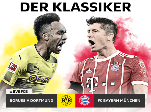 Where To Find Borussia Dortmund Vs Bayern Munich On Us Tv And Streaming World Soccer Talk