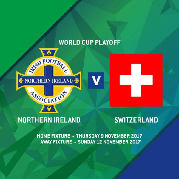 Where To Find Northern Ireland Vs Switzerland World Cup Playoff 1st Leg On Us Tv And Streaming