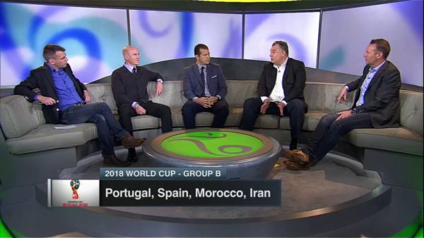 Espn Could Be Go To Network For World Cup Analysis Instead
