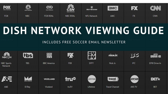 Soccer channels on DISH - World Soccer Talk