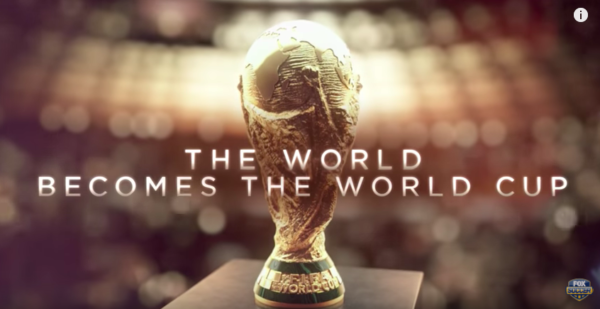 FOX premieres new World Cup TV commercial [VIDEO] - World