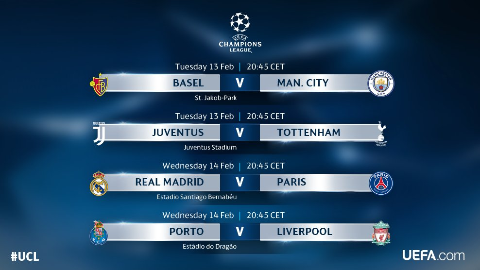 Where To Find Juventus Vs Spurs Champions League On Us Tv