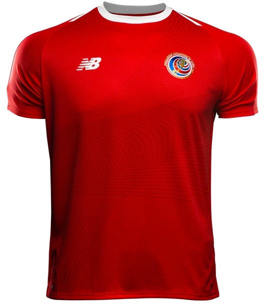 a88065e8b Panama World Cup shirt (home). Cheer the World Cup new boys in the  country s first World Cup jersey.