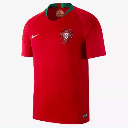 The new home jersey salutes the football royalty that is Cristiano Ronaldo  and Portugal. Gold 0a5c82c36