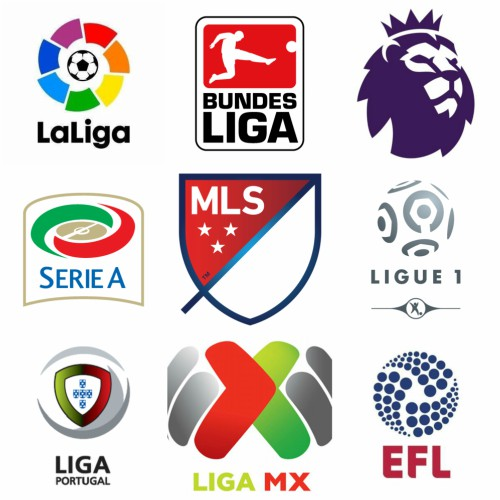 Where to find soccer leagues and competitions on US TV and