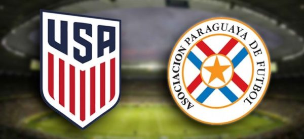 USA vs  Paraguay preview, TV/streaming info and kickoff time