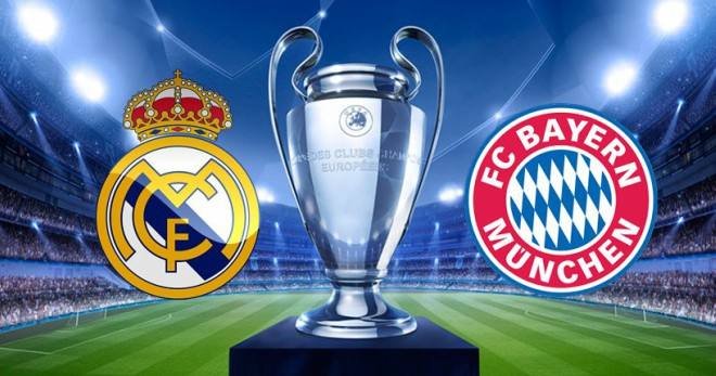 watch real madrid vs bayern munich live free