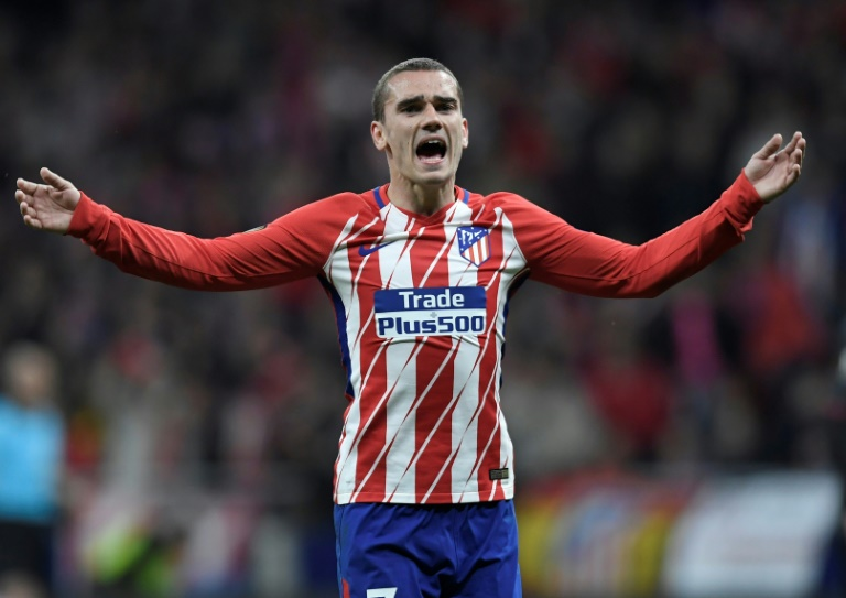 Lyon (AFP) – Antoine Griezmann is hoping to get his hands on a first major  trophy with Atletico Madrid as the Spanish club prepare to take on  Marseille in ...