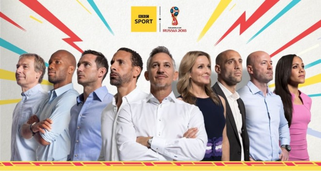 BBC and ITV World Cup TV schedule - World Soccer Talk