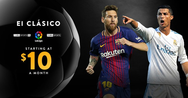1370d19791d Sunday s el Clásico between Barcelona and Real Madrid (2 45pm ET kickoff)  features the two biggest teams in the world facing each other in different  ...