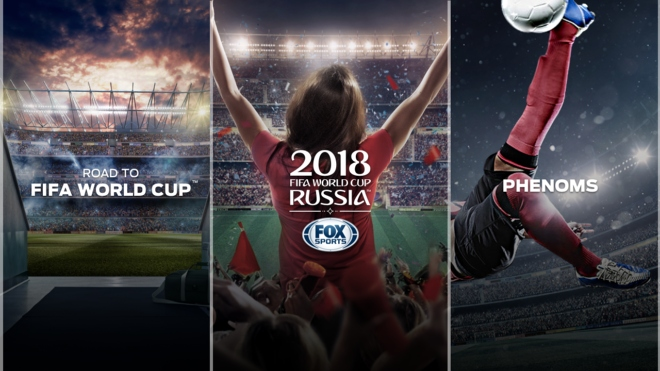 World Cup in 4K