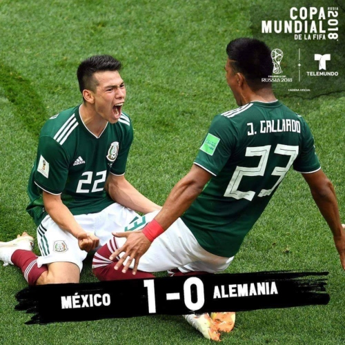 Mexico-Germany World Cup game tops 11 million viewers on Telemundo and FOX combined - World Soccer Talk