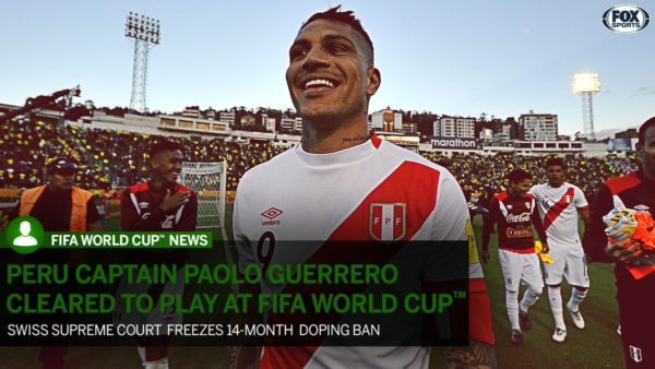 Peru Preview: World Cup 2018