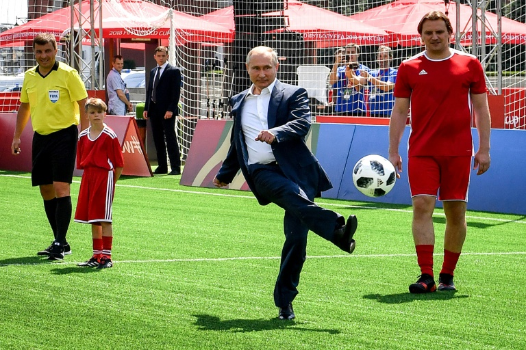 russia tests limits of world cup feel good factor world soccer talk