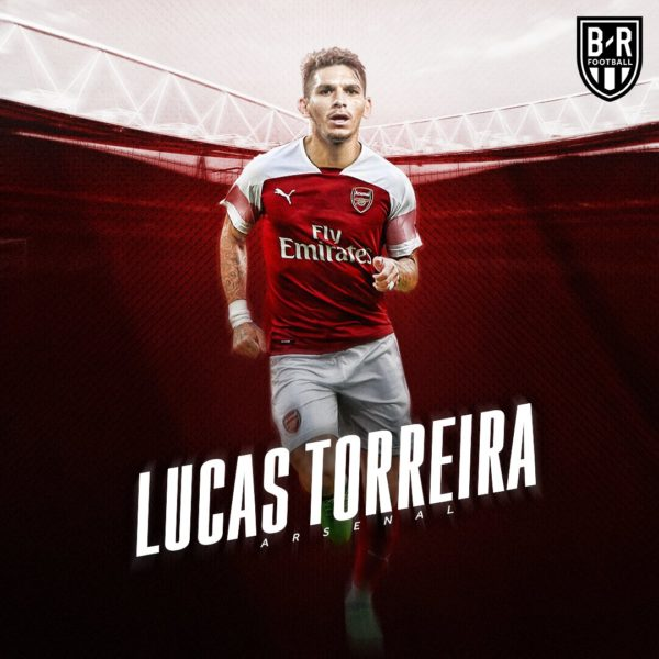 buy popular fa9b7 0959c Why Lucas Torreira is an ideal signing for Arsenal - World ...