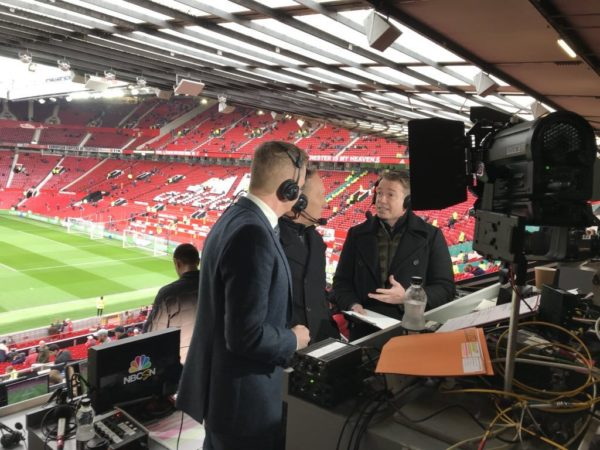 NBC's Premier League TV schedule for first 2 weeks of 2018