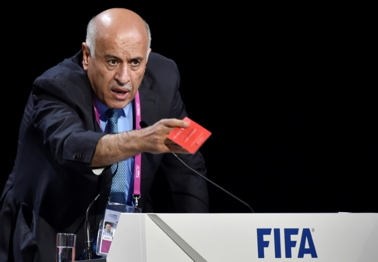 "6d3ad17822a Geneva (AFP) – FIFA on Friday hit the Palestinian Football Association  chief with a year-long ""match"" ban after he called for protests against  Lionel Messi ..."