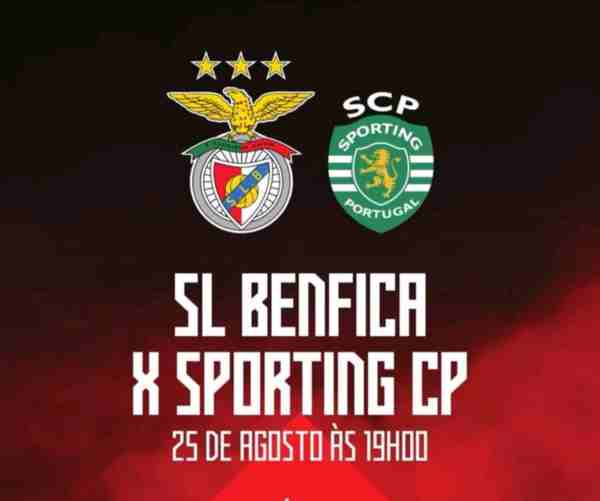 897b1751407 Where to find Benfica vs. Sporting CP on US TV and streaming - World ...