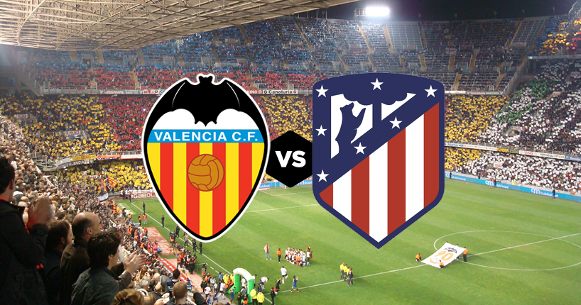Where to find Valencia vs. Atletico Madrid on US TV and