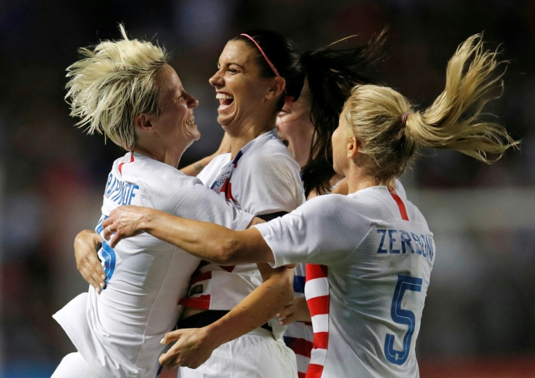 Revitalised US women poised to book World Cup ticket ...