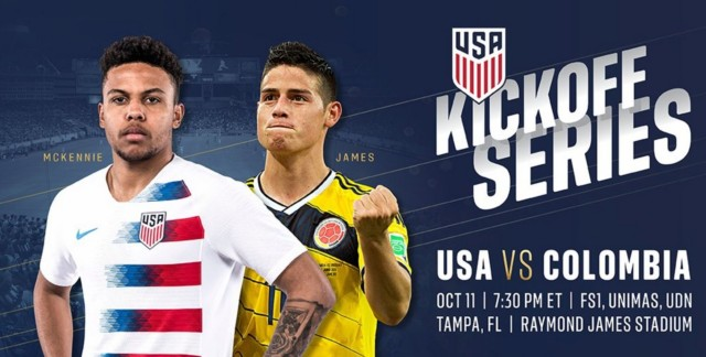 USA vs. Colombia preview: Exciting US players to offset ...