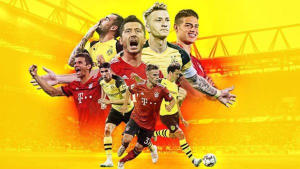Where To Find Dortmund Vs Bayern Munich On Us Tv And Streaming
