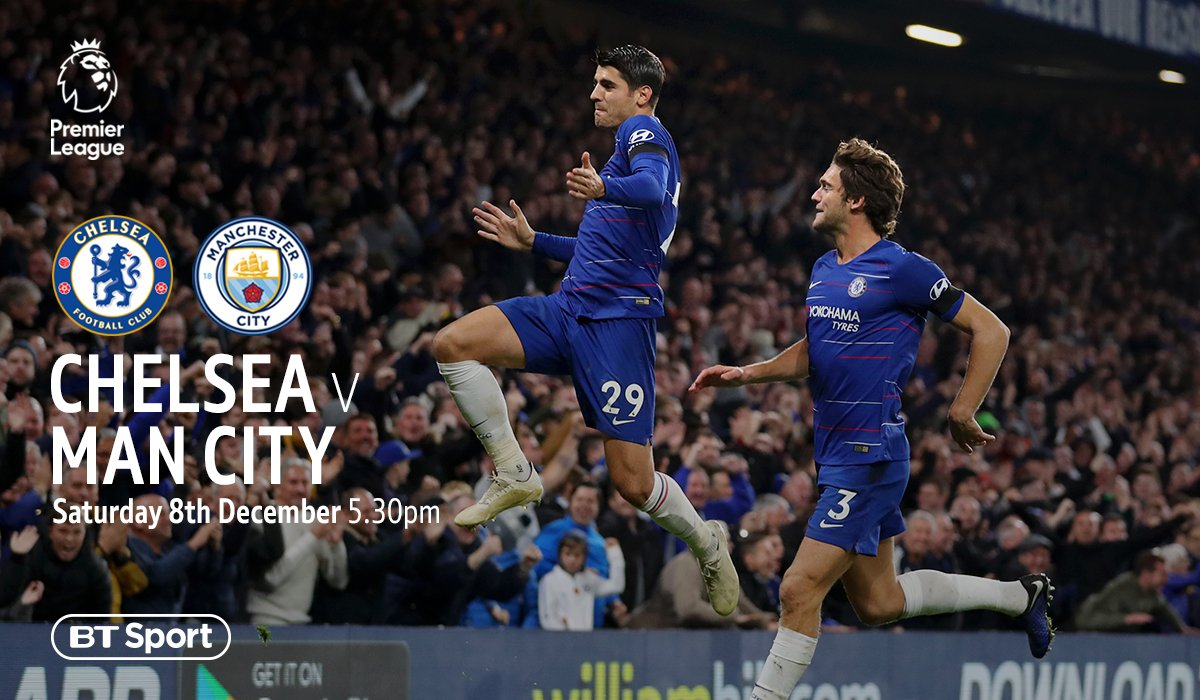 City Chelsea: Where To Find Chelsea Vs. Man City On US TV And Streaming
