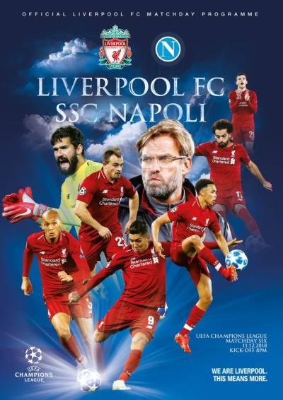 Yoursoccernews 187 Where To Find Liverpool Vs Napoli On Us