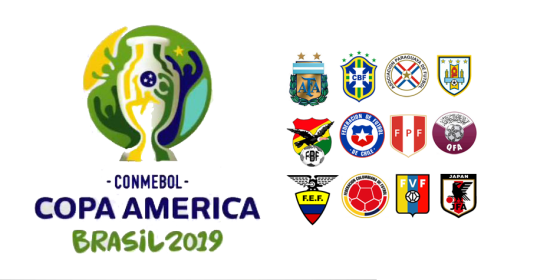 2019 Copa America draw to be televised live on Telemundo ...