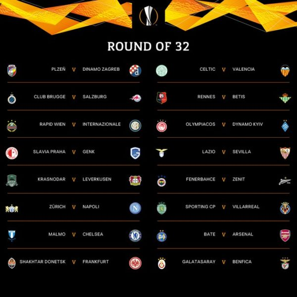 europa league games on us tv and streaming round of 32 schedule world soccer talk world soccer talk