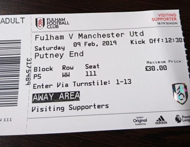 fulham vs man united - photo #16